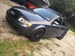 2003 Audi A4 Sedan Rides