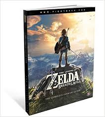black friday 2017 amazon spoilers legend of zelda breath of the wild strategy guide leaks details