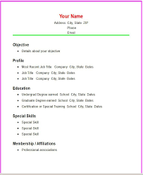 Office Resume Template Resume Template Open Office Open Office Resume Office Resume