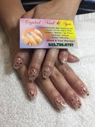 crystal nail u0026 spa home facebook