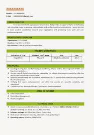 Hybrid Resume Samples by Address Template Word Example Mughals