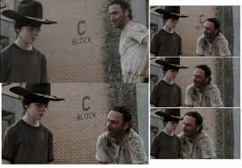 Rick And Carl Meme - create meme capps capps carl and rick carl meme blank