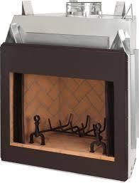 superior signature series masonry wood burning 42