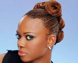 afro puff pocket bun hairstyles natural hairstyles for african american women and girls