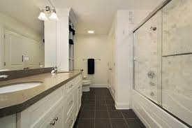 narrow bathroom designs narrow bathroom remodel signature services