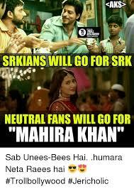 lo que no sab 237 25 best memes about mahira khan mahira khan memes