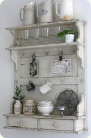vintage kitchen furniture shabby shic furniture with vintage look exles and diy ideas