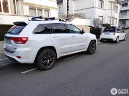 gray jeep grand cherokee srt jeep grand cherokee srt 8 limited edition 1 january 2013