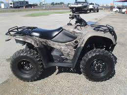 electric 4x4 used 2013 honda fourtrax rancher 420 4x4 atvs for sale in texas