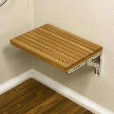 bathroom benchtop accessories teak shower bench teak corner shower