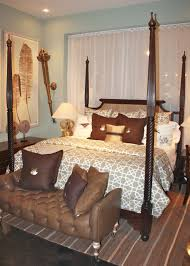 British Colonial Bedroom Furniture British Colonial 4 Poster Bed King Size Indian Bed