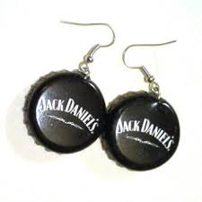 rockabilly earrings best bottle cap earrings products on wanelo
