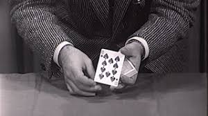 poker card ace gloves a glove covered hand showing a playing card