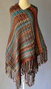 best 25 knitted poncho ideas on free knit poncho