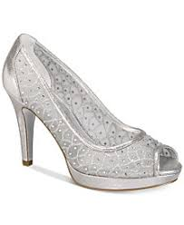 wedding shoes hamilton papell bridal shoes and evening shoes macy s