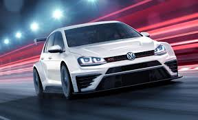 golf car volkswagen vw golf race car gets the gti treatment customer racing program