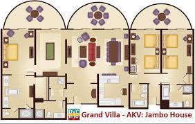 Disney Boardwalk Villas Floor Plan Disney U0027s Animal Kingdom Villas Dvcinfo Com