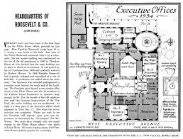 roosevelt floor plan west wing white house museum
