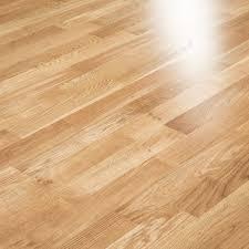 3 strip silk matt lacquered oak 14 x 207mm engineered wood