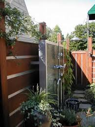 Outdoor Showers Fixtures - 30 cool outdoor showers to spice up your backyard amazing diy