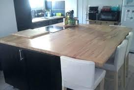 table de cuisine sur mesure table cuisine plan de travail table cuisine integree plan travail