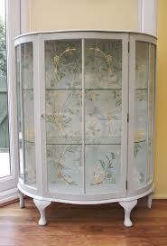 glass kitchen cabinets uk glass display cabinet painted glass