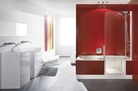 bathroom tub and shower designs bathtub shower combination sitting area a bathroom design