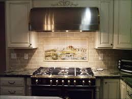 kitchen backsplash matte subway tile interior design