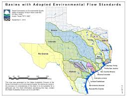 Austin Texas Zip Code Map Environmental Flows Resources Tceq Www Tceq Texas Gov