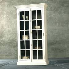Vintage Bookcase With Glass Doors Antique Bookcase With Doors Small Bookcases With Glass Doors Small