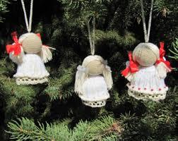 Handmade Christmas Decoration by Rustic Christmas Etsy