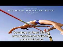 Human Physiology And Anatomy Pdf Human Physiology From Cells To Systems Pdf Youtube