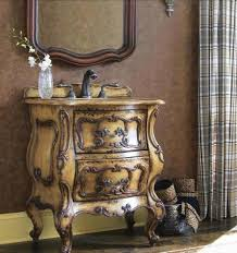 Antique Bathroom Vanity by Acquiring Antique Bathroom Vanities See Le Bathroom Decorating Ideas