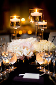 Floating Candle Centerpieces by Floating Candle Wedding Cetnerpiece Candles As Wedding Decor