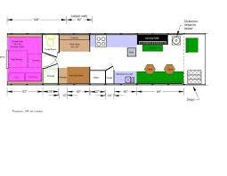 Designing A Floor Plan 31 Best Skoolie Rv Sample Floor Plans Bus Conversion Rv