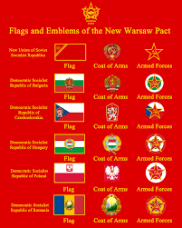 Union Army Flag Flags And Emblems Of The New Warsaw Pact By Redrich1917 On Deviantart