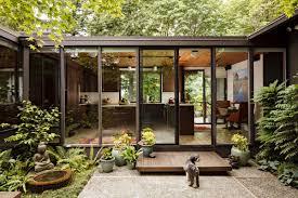 good mid century modern home plans on mid century modern house