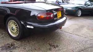 mazda ltd mazda mx5 mk1 1 6 s ltd for sale at mx5 city doncaster youtube