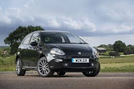 fiat punto fiat punto by car magazine