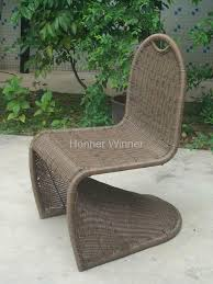 hw816s outdoor patio woven rattan wicker chair furniture honor
