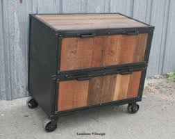 distressed wood file cabinet file cabinet design rustic wood file cabinet industrial file