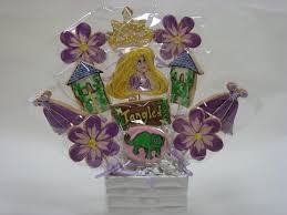 cookie bouquet disney tangled cookie bouquet disney every day