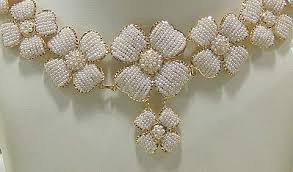 small pearl necklace images Seed pearls into lovely jewelry jpg