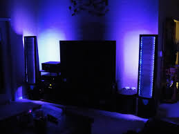 color changing led strip lights with remote color changing led flexible strips for a home entertainment center