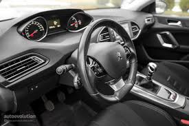 peugeot jeep interior 2015 peugeot 308 review autoevolution