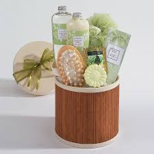 baskets gift food china wholesale day the spa gift set