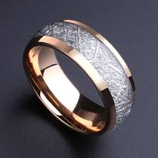 gold wedding bands king will meteor 14k gold wedding band plain