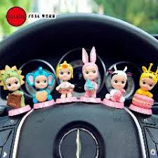 werk sonny mini figure dashboard decorations baby