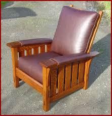 voorhees craftsman mission oak furniture gustav stickley replica