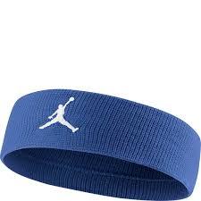 white and blue headband dominate headband royalblue white bei kickz